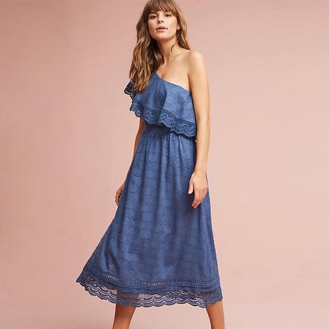 Airla One-Shoulder Dress