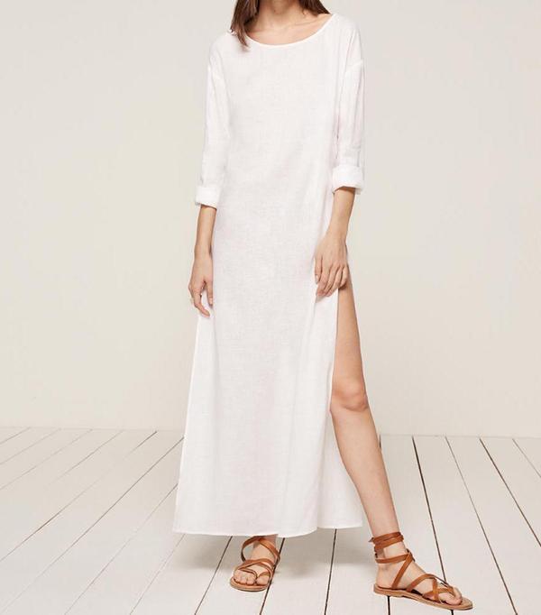 best boho dresses - Reformation Linnie Dress
