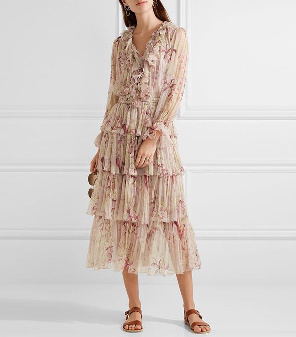 20 Pretty Boho Dresses to Wear All Summer Long | WhoWhatWear