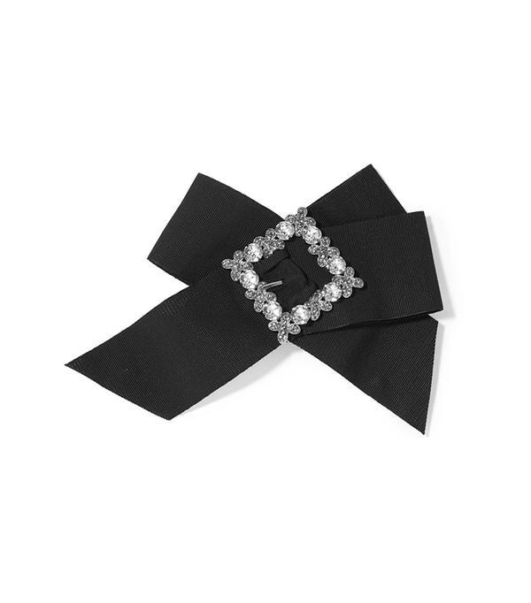 Dolce & Gabbana grosgrain hair clip