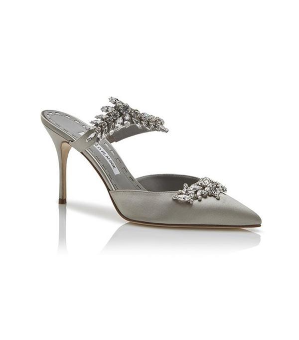 best bridal shoes manolo blahnik