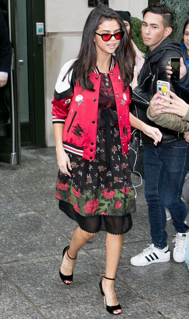 7 Things Selena Gomez Never Wears Anymore