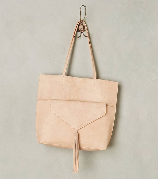 Anthropologie Thoma Clutch and Tote Bag