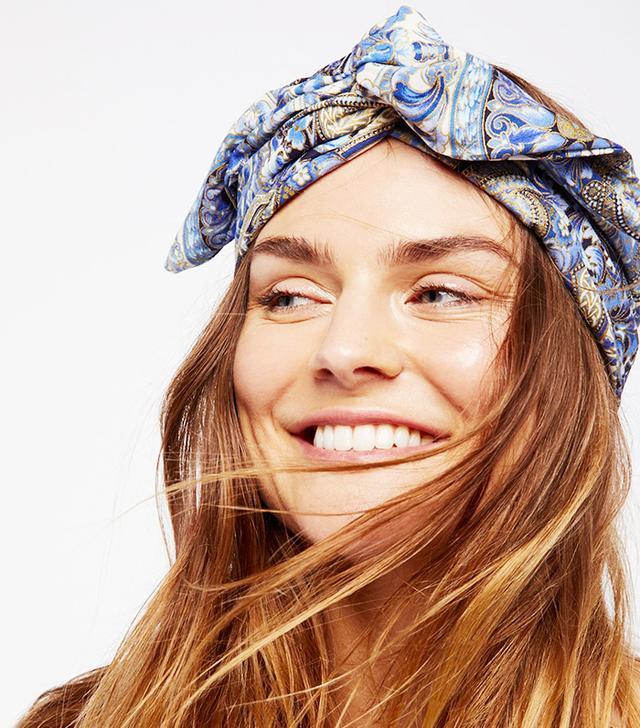 cult gaia turband - best coachella hair accessories