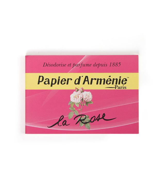 Paper d'Armenie La Rose