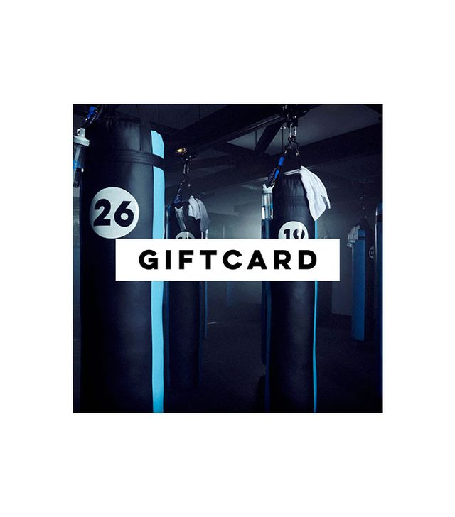 Shadowbox Fitness Boxing Gift Card