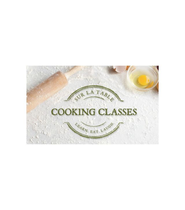Sur la Table Cooking Class Gift Card