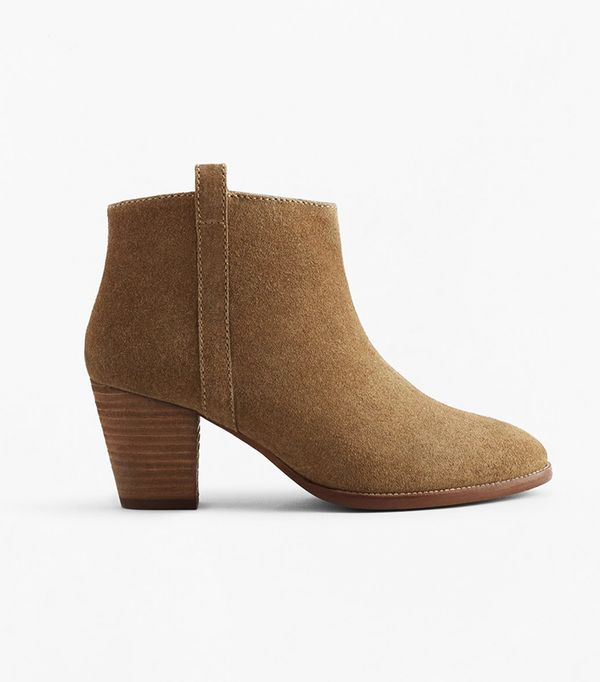 best affordable suede ankle boots