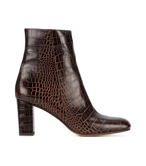 best croc ankle boots