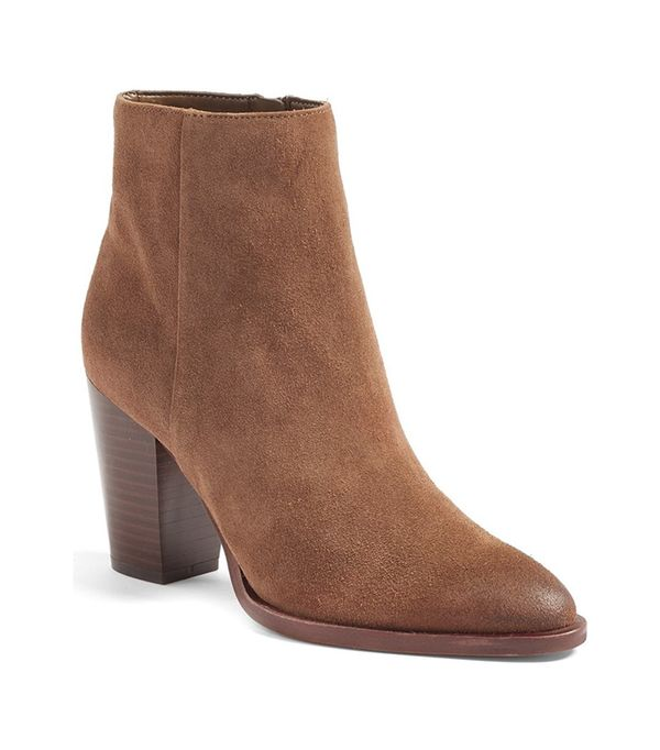 affordable suede ankle boots