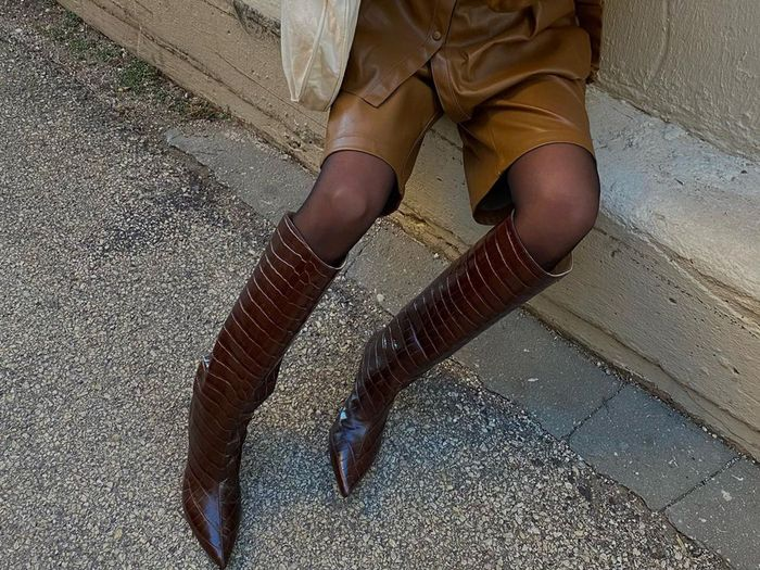 Move Over, Black Boots—Here's How Fashion Girls Are Styling Their Brown Pairs