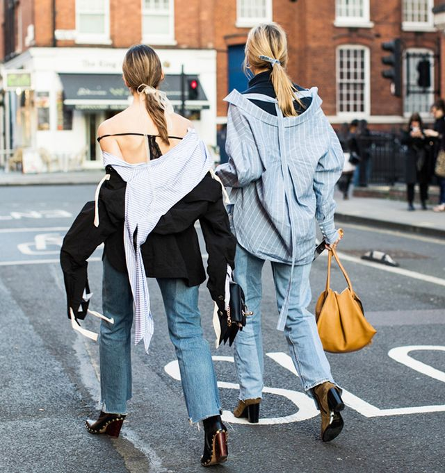 spring outfits - oversized tops