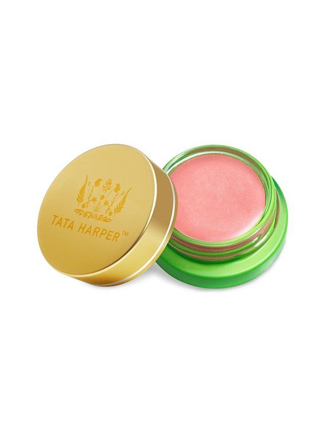 Tata Harper Volumizing Lip and Cheek Tint - Pink Beauty Products