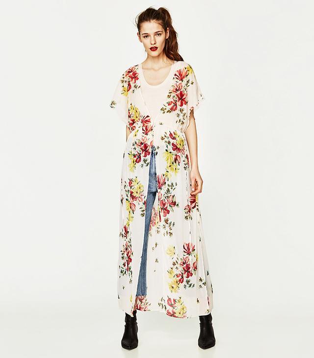 best zara dress