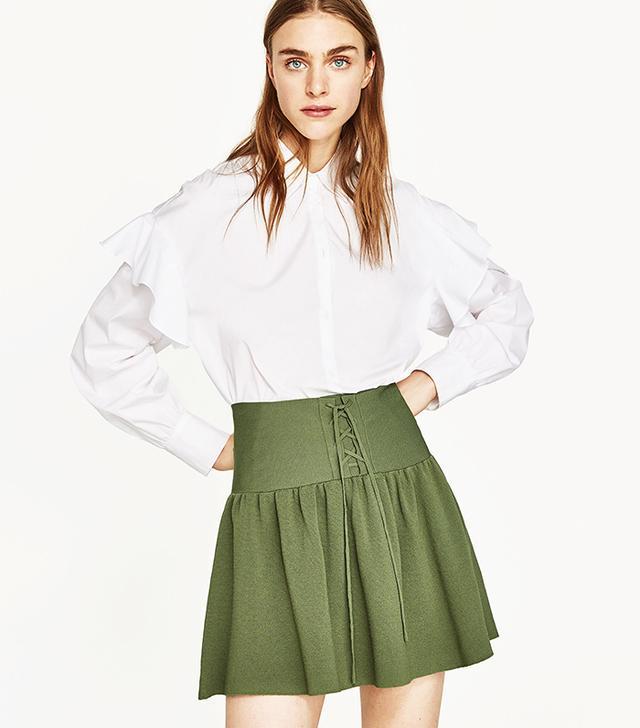 best zara skirt