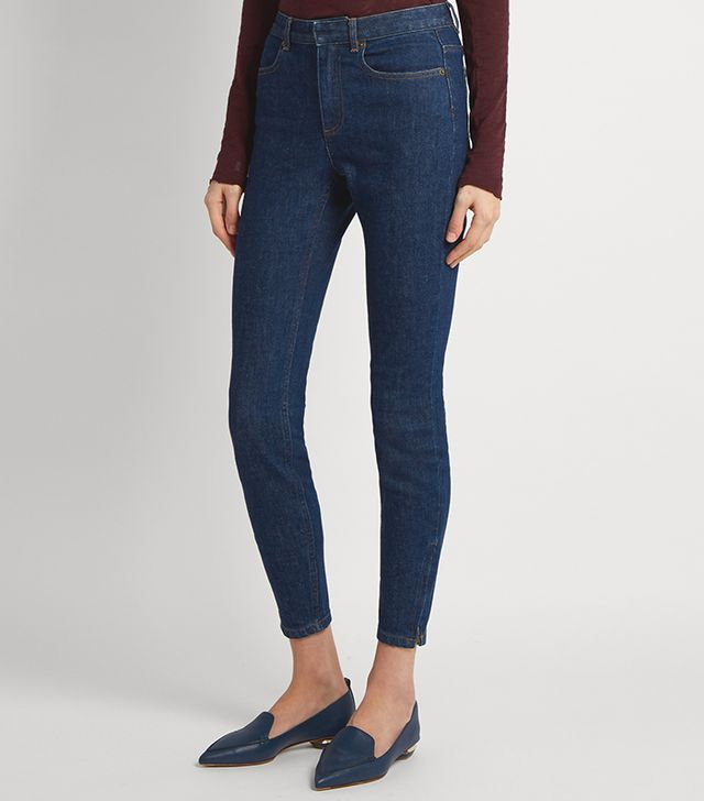 best skinny jeans: A.P.C. Méga Moulant High-Rise Skinny Jeans