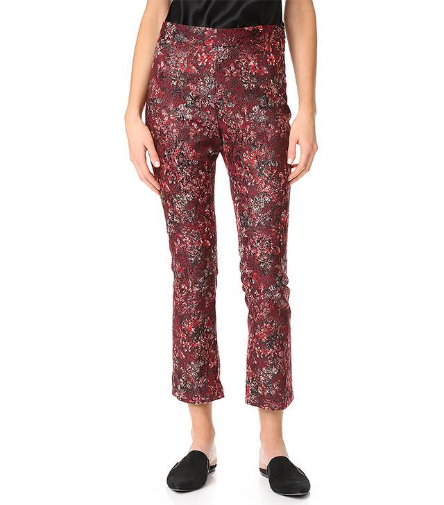 best printed pants- Iro Imae Pants