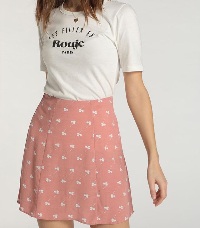 best summer skirt- rouje andre skirt