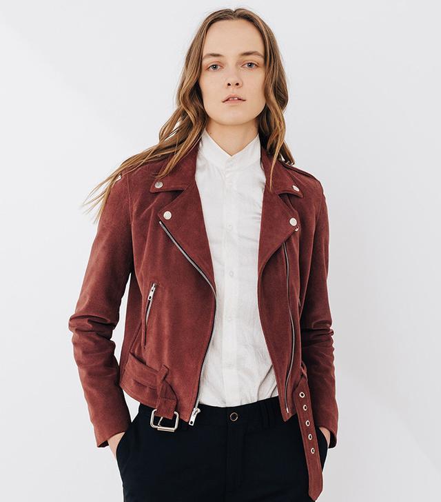 Laer Rose Shrunken Jacket