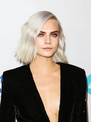 What Did Cara Delevingne Just Do to Her Hair?