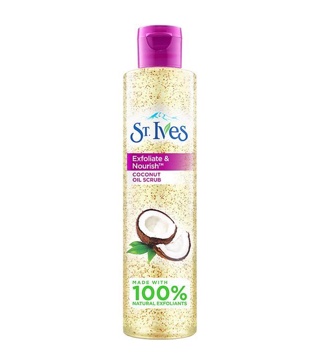 St. Ives Coconut Oil Scrub