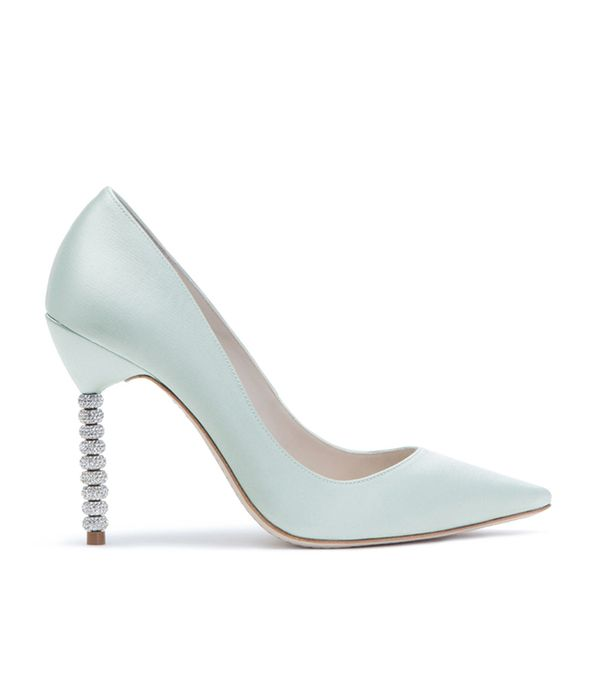 Sophia Webster Coco Crystal Pump