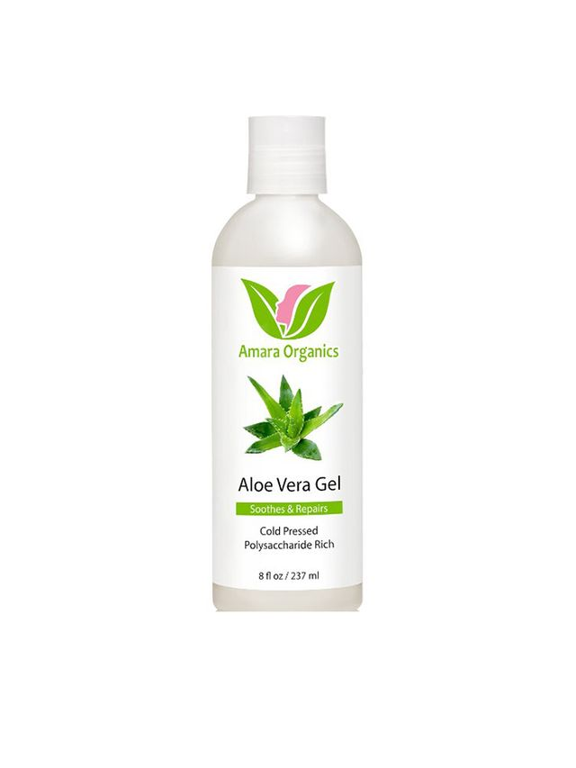 Amara Organics Aloe Vera Gel - Music Festival Essentials