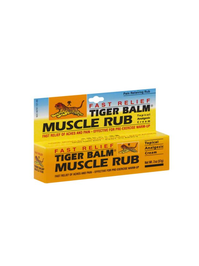 Tiger Balm - Festival Essentials