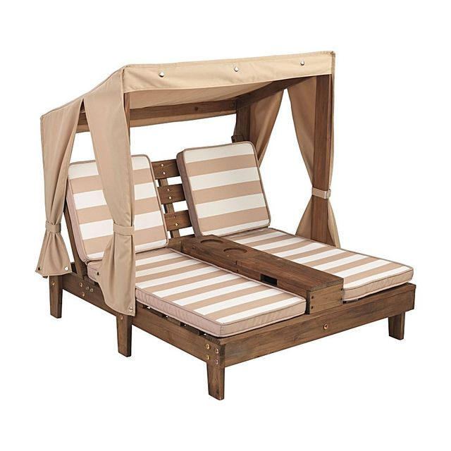 Kidkraft Double Chaise Outdoor Lounge