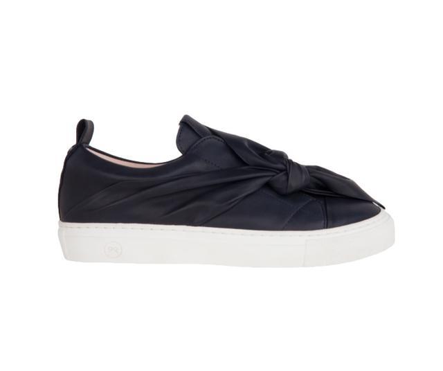 Josefinas Louise Blue Rise Sneakers