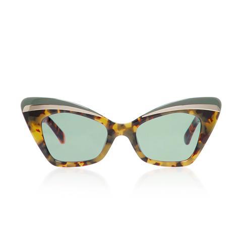 Babou Cat-Eye Sunglasses