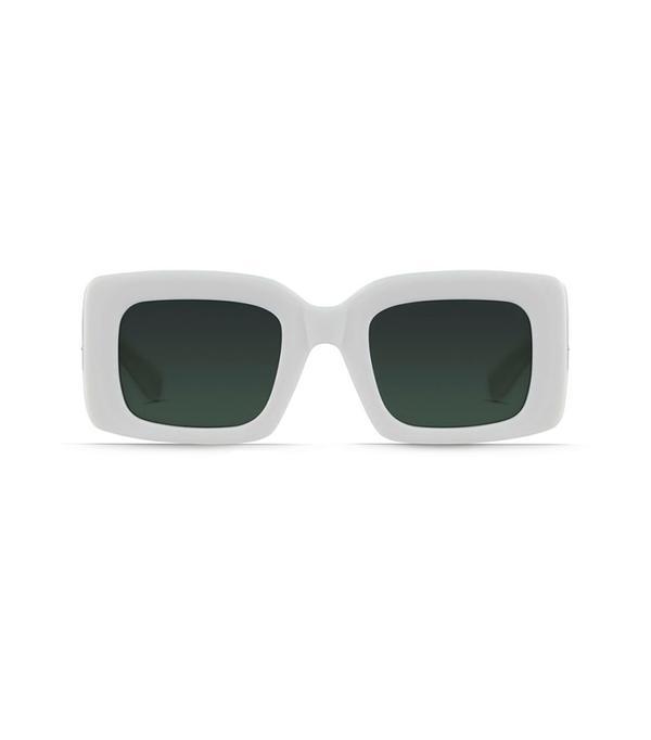 best new sunglasses - raen flatscreen white