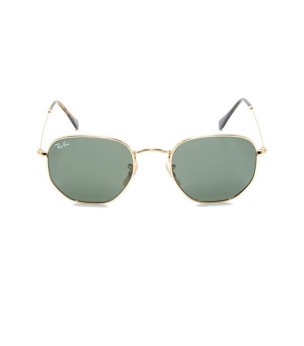 best new sunglasses ray ban hexagon