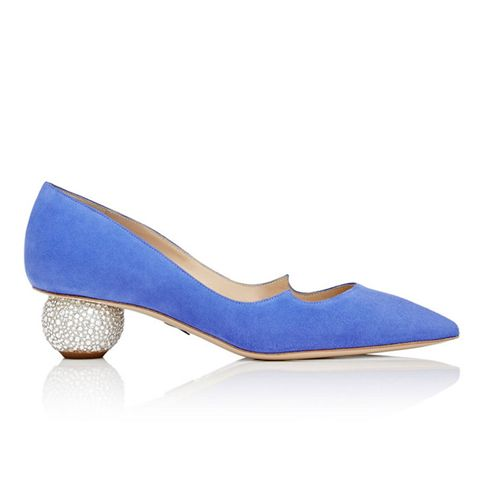 Blue Jewellery Shoes Carrie