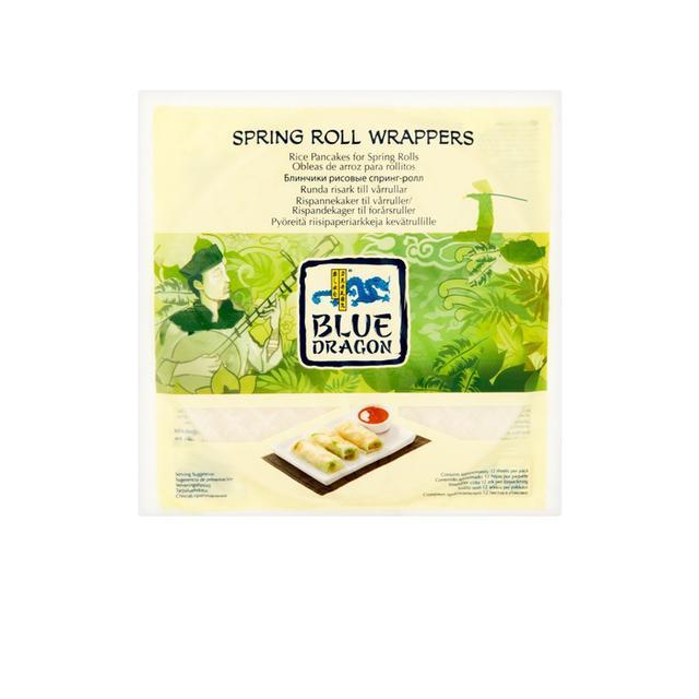 Kayla Itsines vietnamese rolls recipe: Ocado Blue Dragon Spring Roll Wrappers