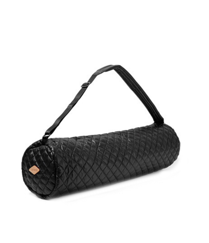 Metro Matt Quilted Shell Yoga Bag by MZ Wallace
