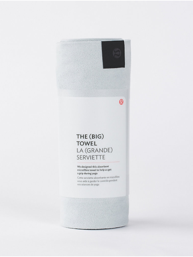 The (Big) Towel by Lululemon