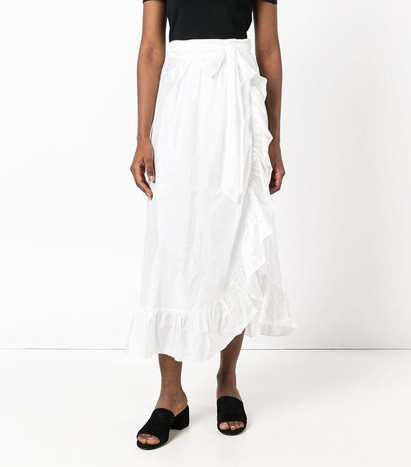Isabel Marant Alda Midi Skirt