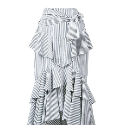 The Parker Frill Skirt