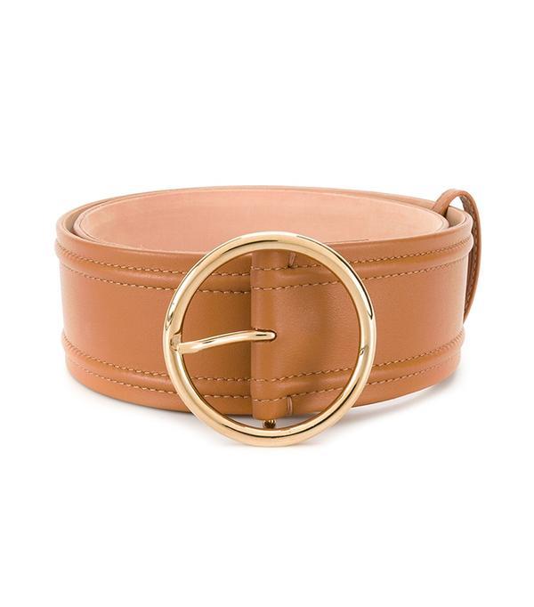 belt trend - Agnona Round Buckle Belt