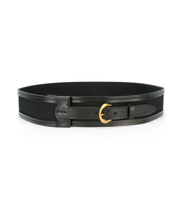 belt trend - Isabel Marant Buckle Front Waist Belt