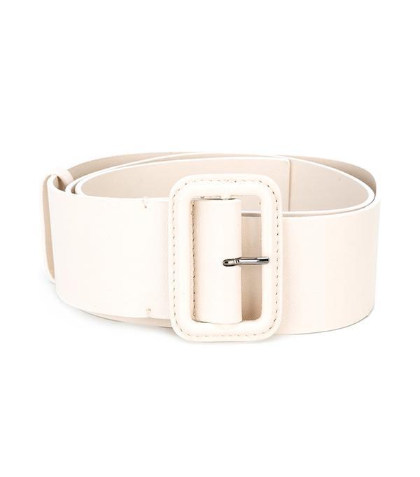 belt trend - Jil Sander Wide Belt