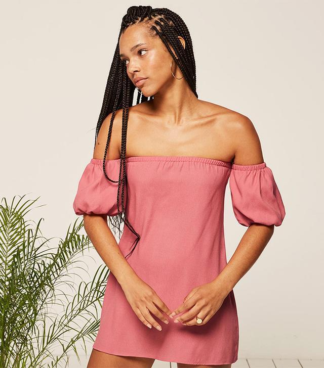 Reformation Framboise Dress