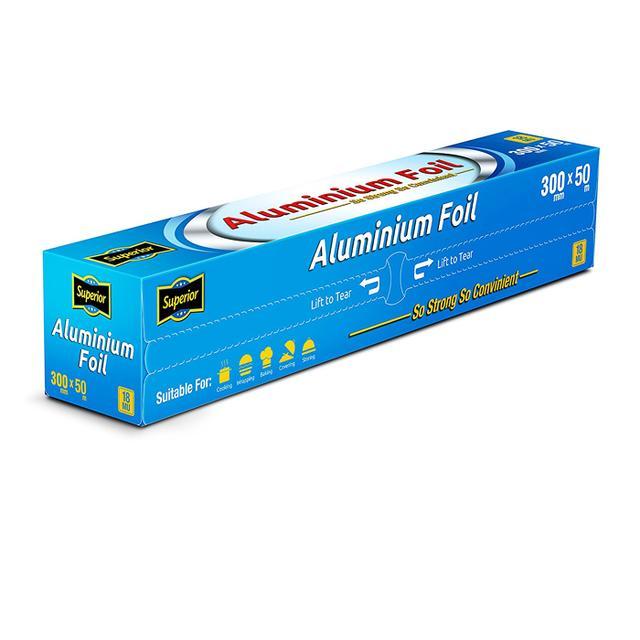 How to remove gel nail polish: Aluminium Foil Super Premium
