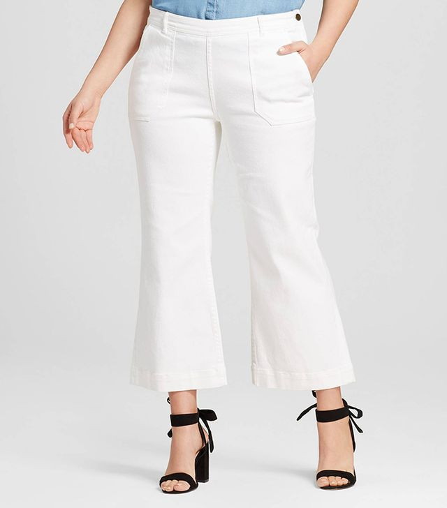 Who What Wear Collection High Waisted Cargo Jean