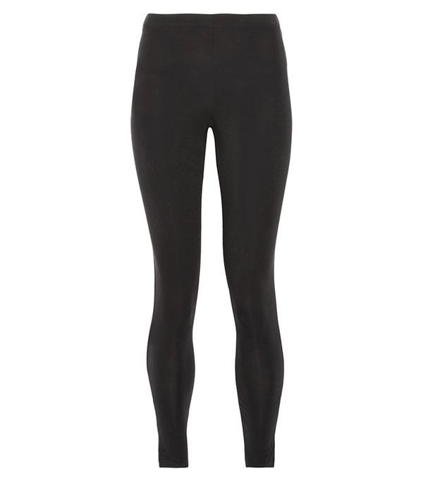 Adidas Originals Printed Stretch Cotton-Jersey Leggings