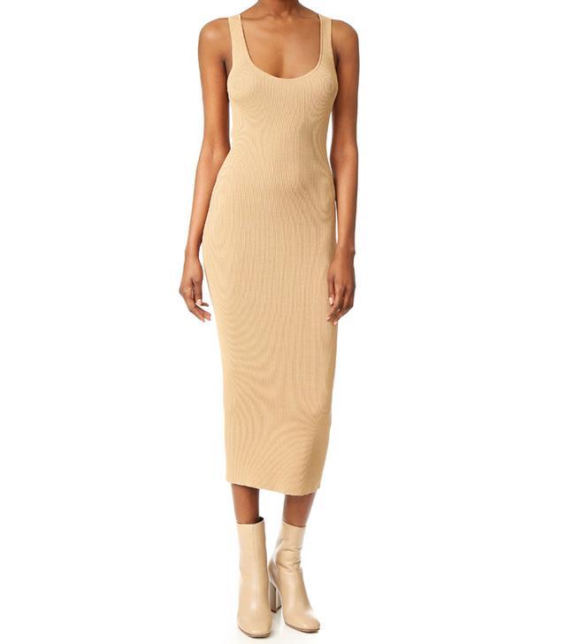 naked dress - Dion Lee Ribbed Tank Dress