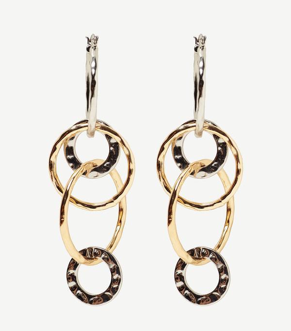 Best Zara buys: hoop earrings