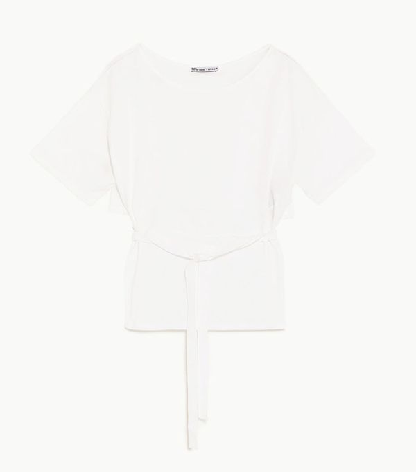 Best Zara buys: Zara T Shirt