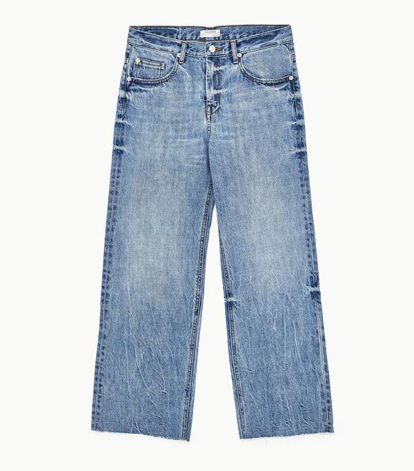 Best Zara buys: Denim culottes